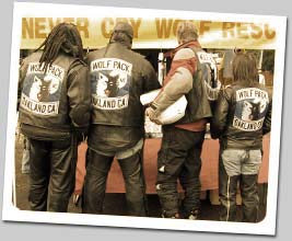 The Levels of Club Affiliation - Wolf Pack Motorcycle Club
